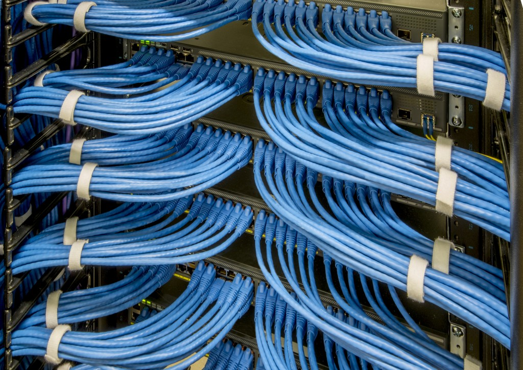 Computer Room Cables